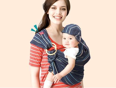 婴儿背巾哪个牌子好 妈妈喂带给您亲密呵护