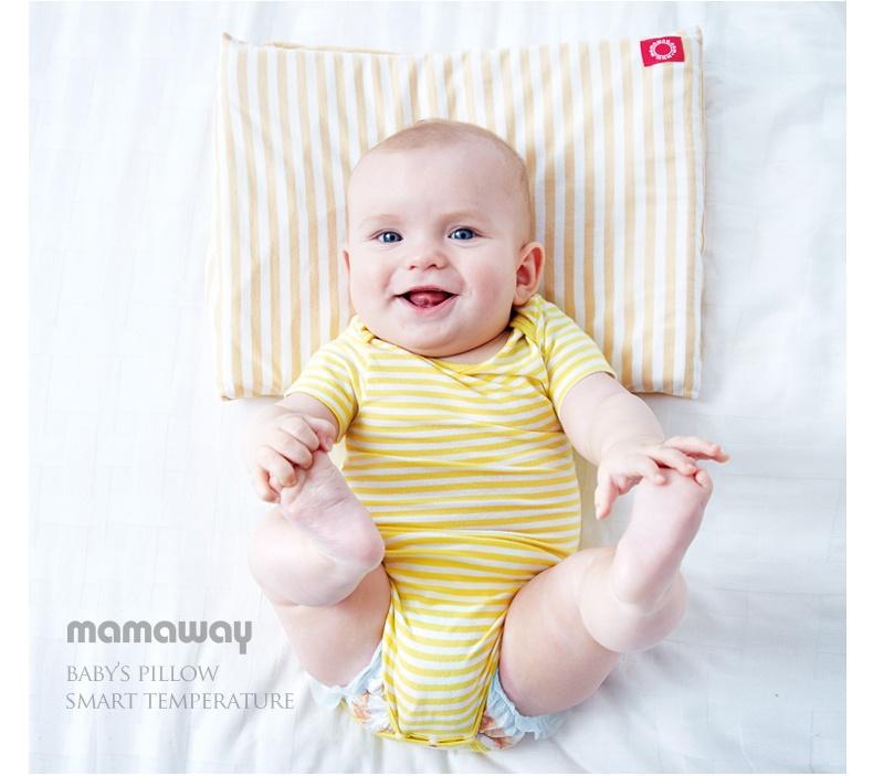 宝宝枕头哪个品牌好 妈妈喂值得信赖